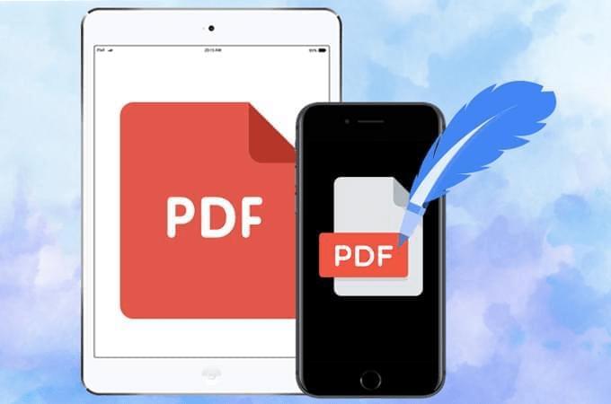 أفضل 3 برامج لتحرير ملفات PDF على ايفون و ايباد 2021