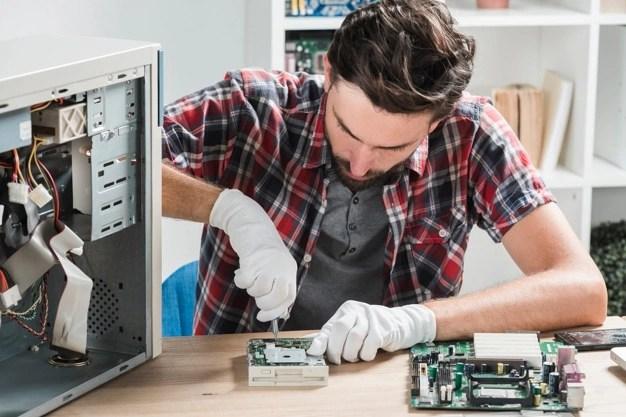 Laptop Repair Service In Cumballa