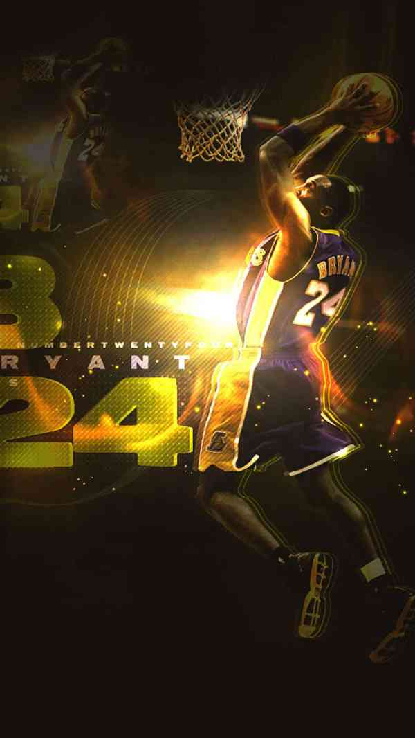 Kobe Bryant Wallpapers Hd Iphone 2016 - Apple Lives