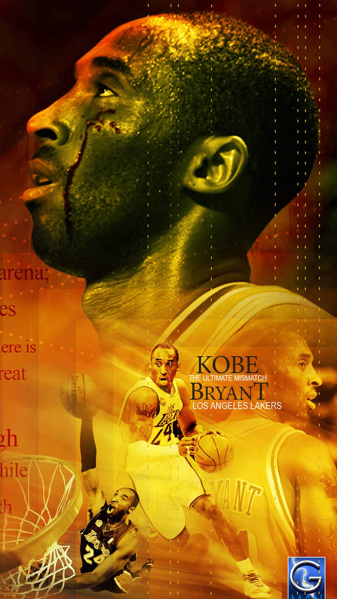 Kobe Bryant Wallpaper Hd 30 Kobe Bryant Wallpapers Hd For Iphone 2016 Apple Lives