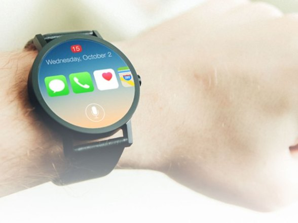 iWatch Mockup August 30, 2014