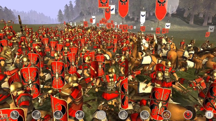 Strategy Classic Rome: Total War Coming to iPad This Autumn - AppleMagazine