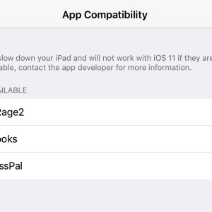 Yet to install iOS 11? Watch out for the 32-bit app-ocalypse