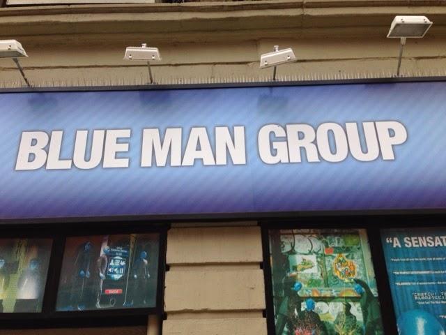 BlueMan Group Review