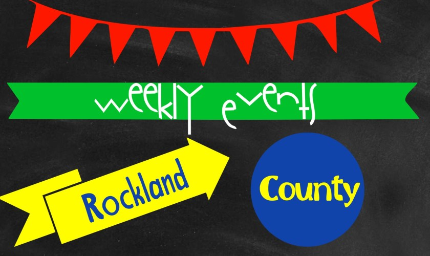 Rockland Events 11/10 – 11/16