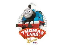 Thomas Land is Opening Soon