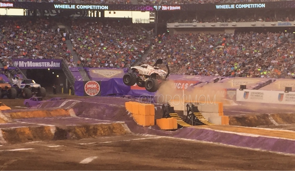 Monster Jam Path of Destruction 2015