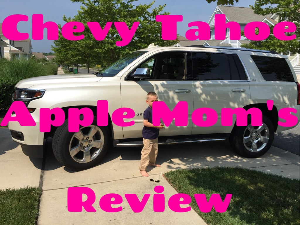 Chevy Tahoe the Mom SUV