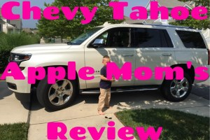 Chevy Tahoe the Mom SUV