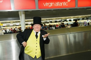 Travel with Virgin Atlantic and Thomas & Friends- GIVEAWAY