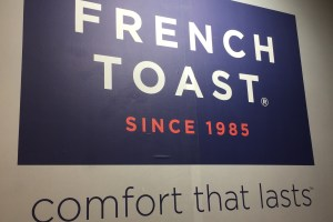 Back to School with French Toast