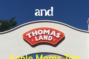 Thomas Land at Edaville USA