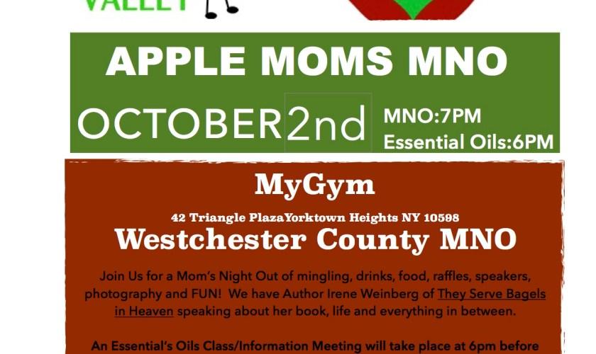 Apple Moms MNO Friday October 2nd
