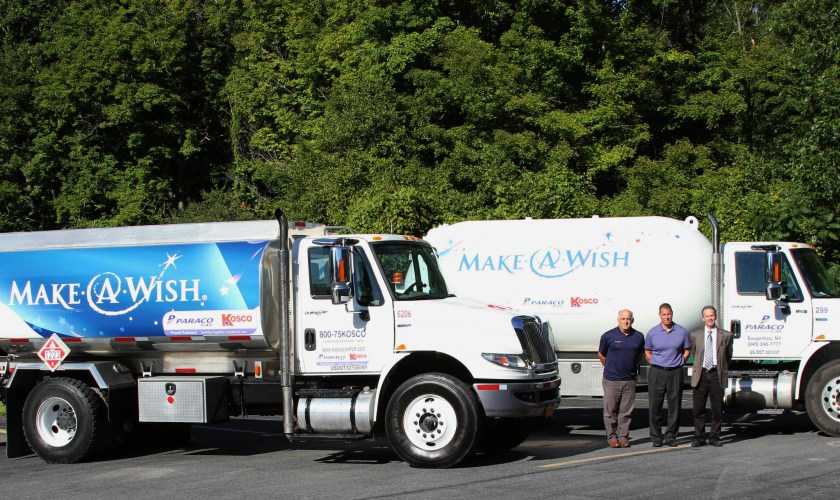 Paraco-Kosco Announce Fundraiser to Benefit Make-A-Wish® Hudson Valley