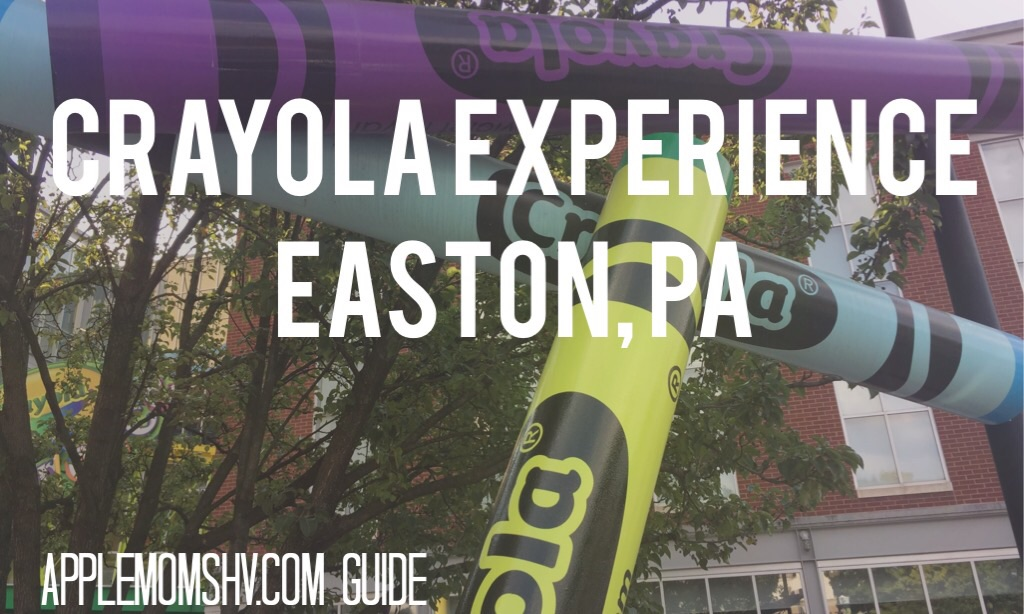 crayola experience in easton pa
