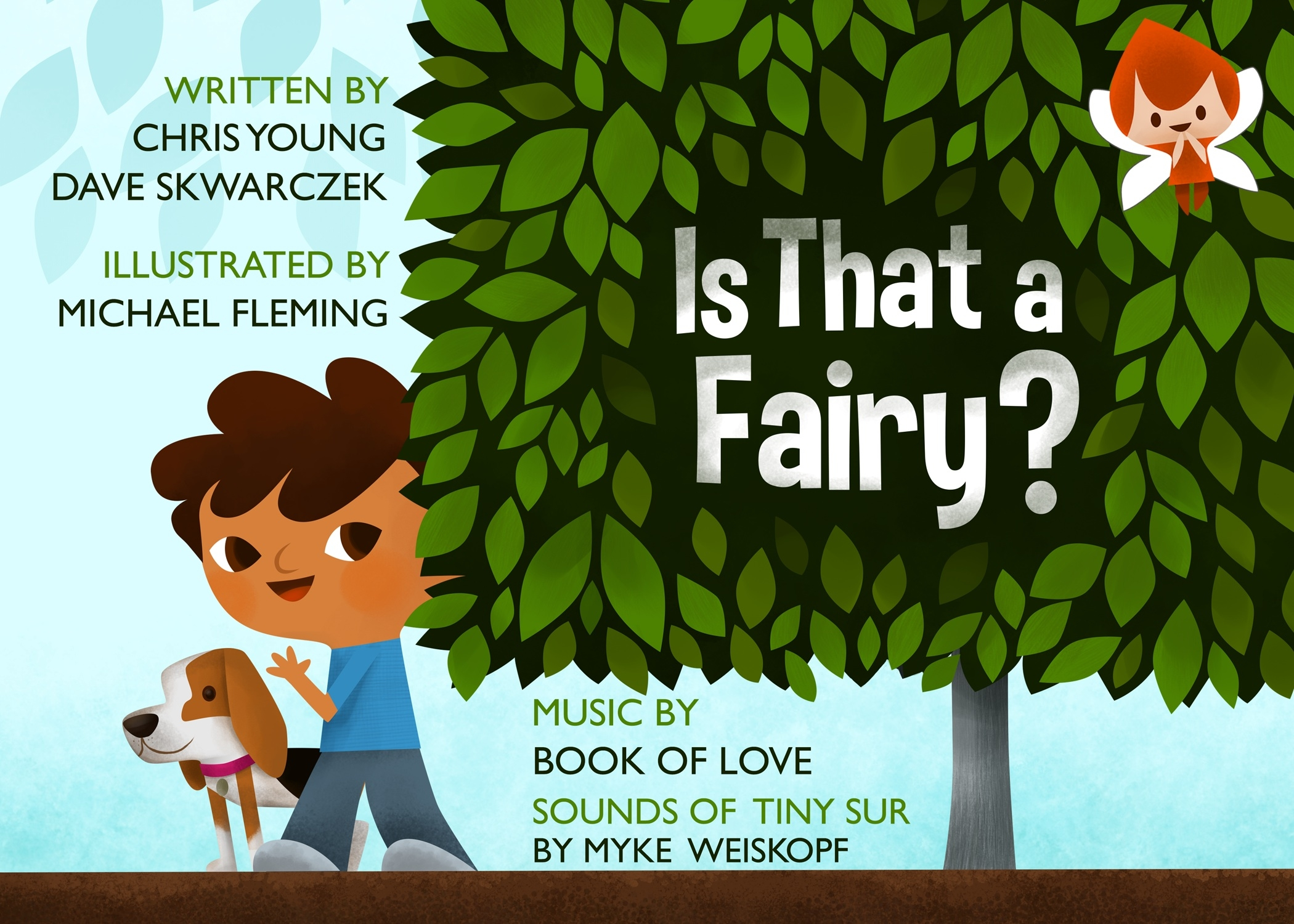 REVIEW: Is That a Fairy? By Chris Young