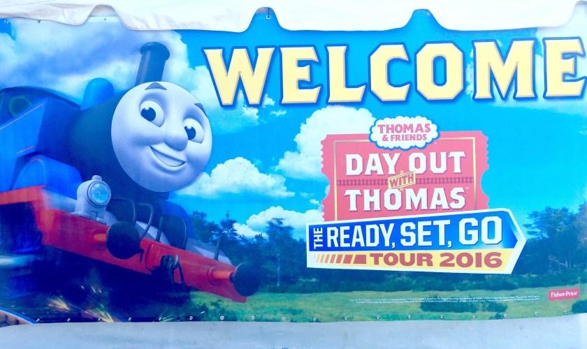Day Out with Thomas Ready, Set, Go Tour 2016