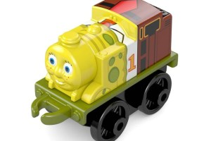 Thomas & Friend Mini Trains as Favorite Characters