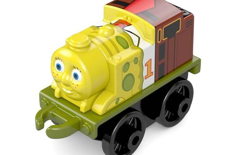 Thomas & Friend Mini Trains as Favorite Characters