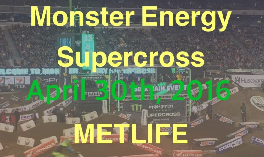 REVIEW: Monster Energy Supercross at METLIFE