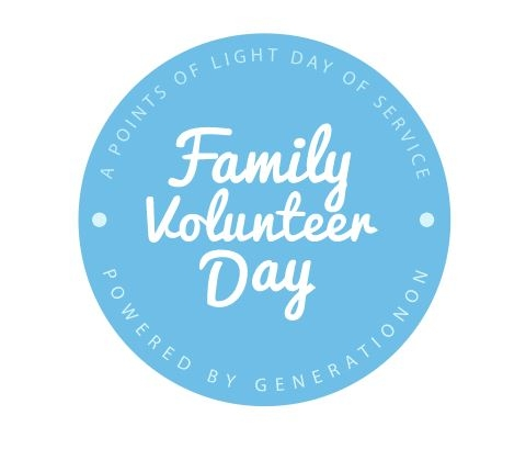 Family Volunteer Day 2016