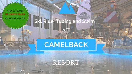 Visit Camelback: Ski, Tube and Swim