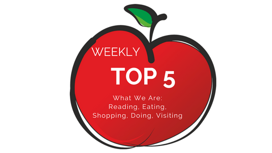 June Top 5 with Karen