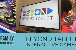 Beyond Tablet and Games Review