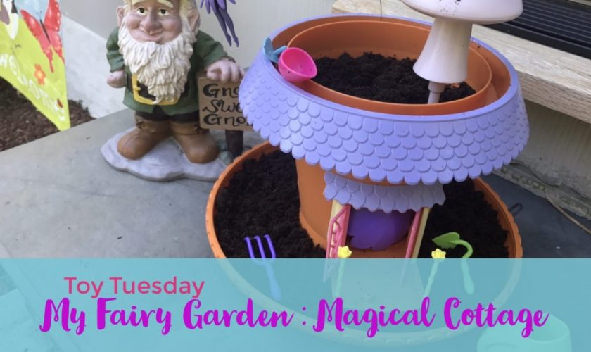 Toy Tuesday: My Fairy Garden