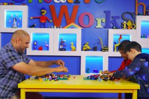 Ultimate Imagination Build-Off Challenge @ LEGOLAND Discovery Center Westchester