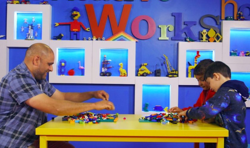 Ultimate Imagination Build-Off Challenge @ LEGOLAND Discovery Center Westchester