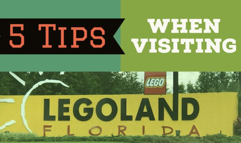 5 Tips When Visiting LEGOLAND Florida
