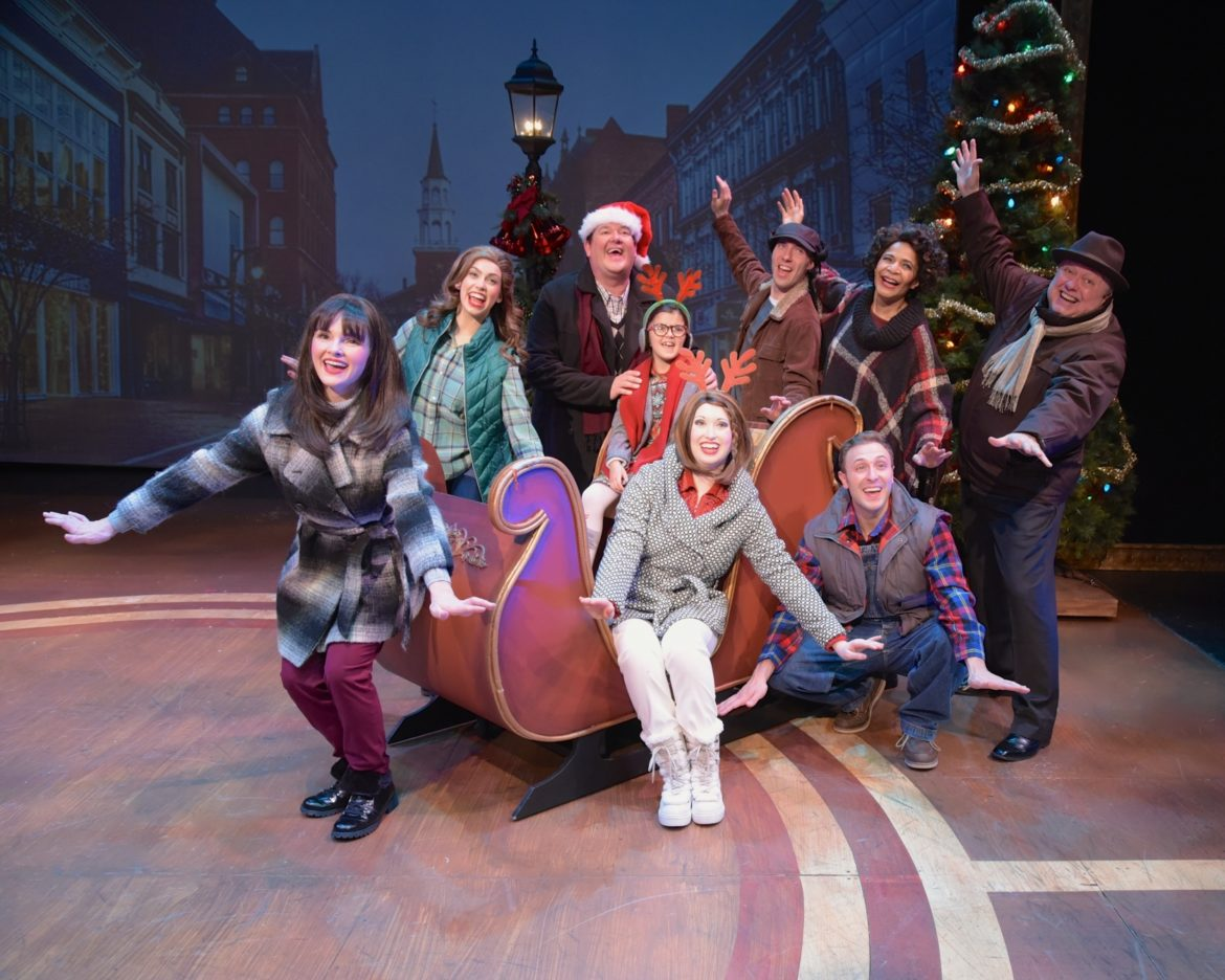 Westchester Broadway Theatre's The Christmas Voyager