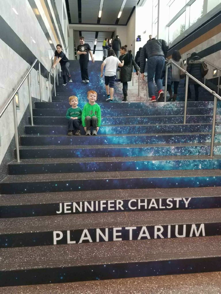 #LSCSTARS Planetarium Ticket Giveaway