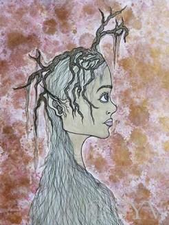 """Dryad"" - Sarah Y. Varnam"