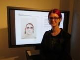 Sarah's piece in the Scarborough Big Art Book