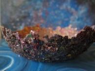 Glitter bowl by Ashley Pleasant