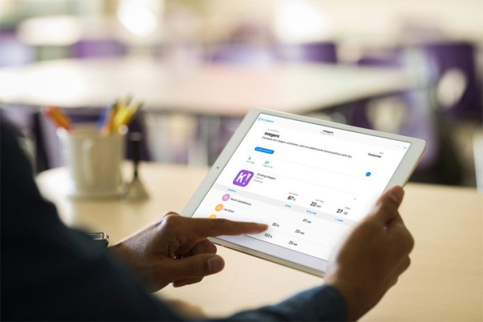 Apple has officially released Schoolwork and Classroom app to teachers