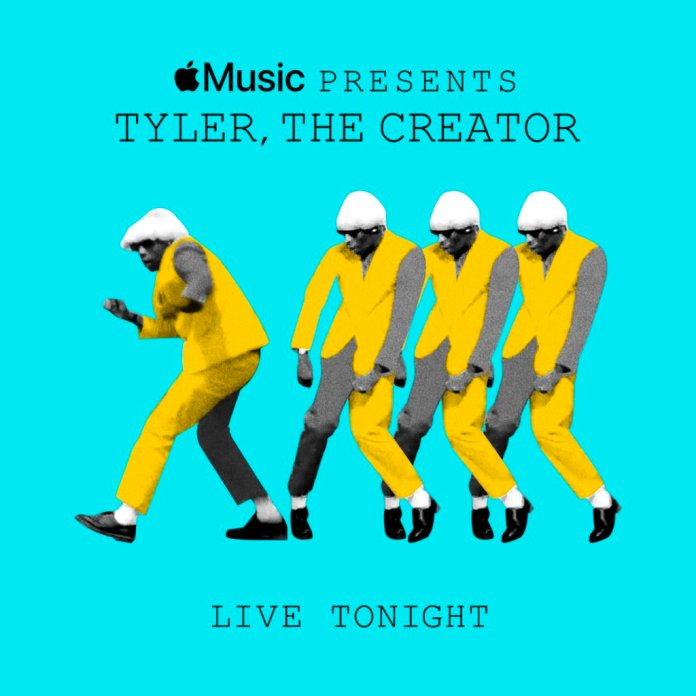 Tyler, The Creator Concert now live on Apple Music