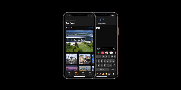 iOS 13 will get Dark Mode, Sleep Mode, and More – Bloomberg