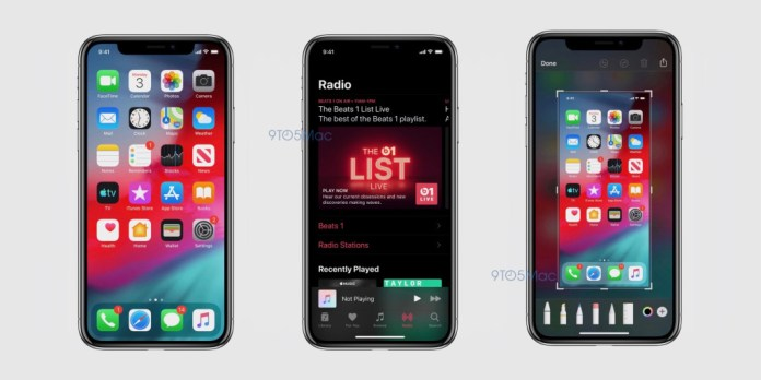 More new images reveal iOS 13 Dark Mode and more
