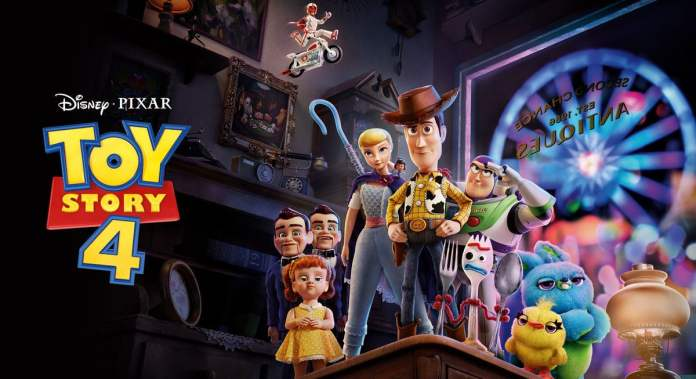 """Toy Story 4"" now available on Disney+"