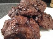 Mint Choc Cookies