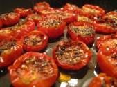 Nigella Express - Moonblush tomatoes