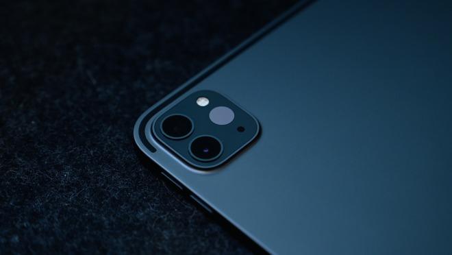 Сканер LiDAR выходит на iPhone 12 Pro