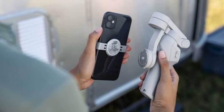DJI Osmo Mobile 4 - новый магнитный стабилизатор для смартфона от DJI
