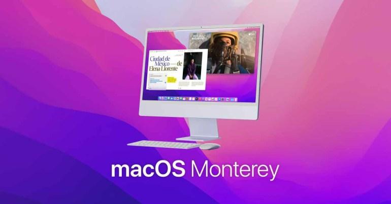 Apple выпускает первую публичную бета-версию macOS Monterey