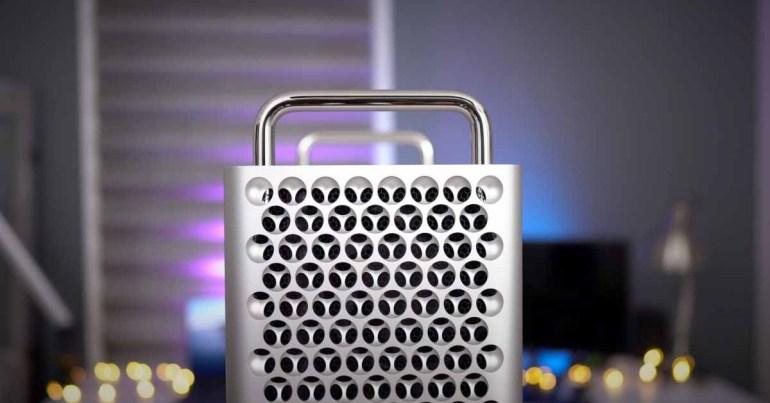 Leaker подтверждает, что процессоры Intel Ice Lake Xeon W-3300 на Mac Pro следующего поколения