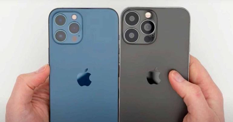 Намек на нехватку компонентов iPhone 13;  новые камеры iPhone 13
