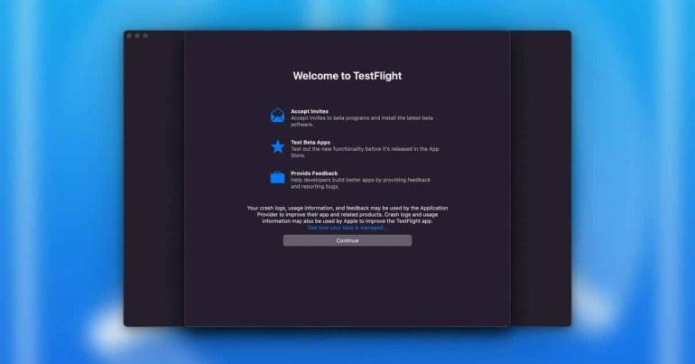 Вот что делать, если вы не можете открывать ссылки TestFlight в macOS
